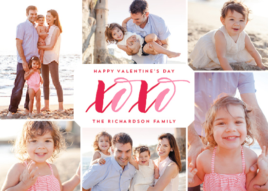 valentine's day - XOXO Collage by Hooray Creative