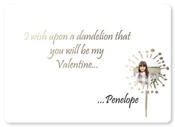 Wish upon a dandelion...