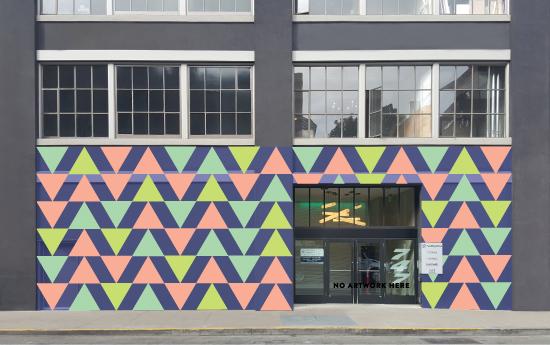 design - Triangular by Courtney James