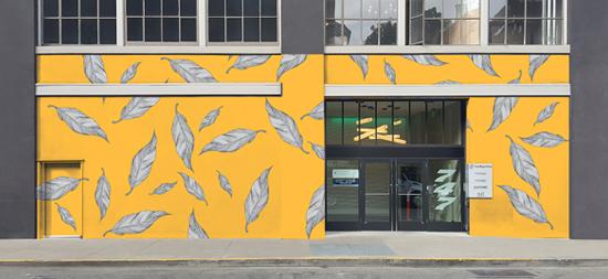 design - Phoenix Feathers Falling by Rachel Matheney