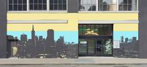 San Francisco Cityscape by Rachel Matheney