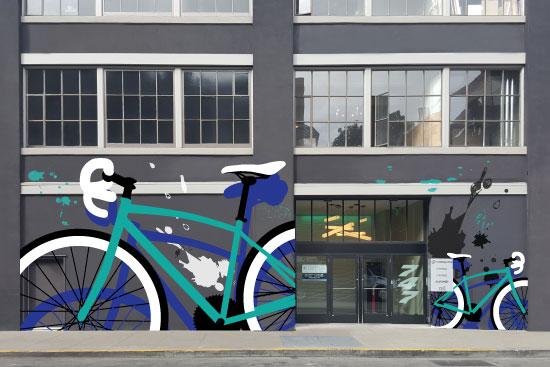 design - Love of the Bike by Laura Morris