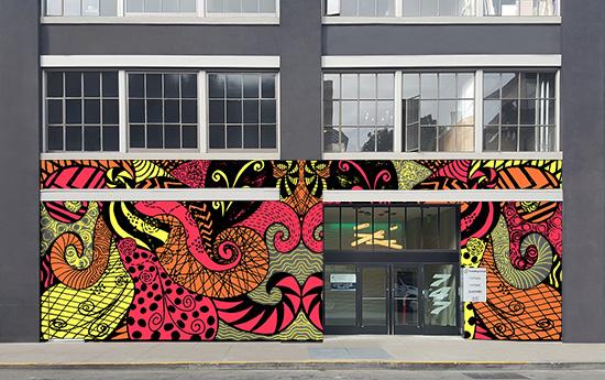design - Paint me a Swirl by Rachel Matheney
