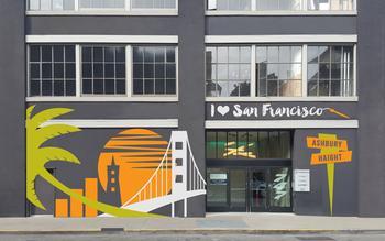 San Francisco Digital Postcard