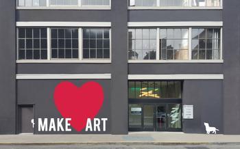 Make Art, Big Heart