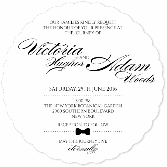 wedding invitations - Classy by Desislava Hristova