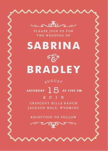 wedding invitations - On This Day by Michael John Paul Lapar