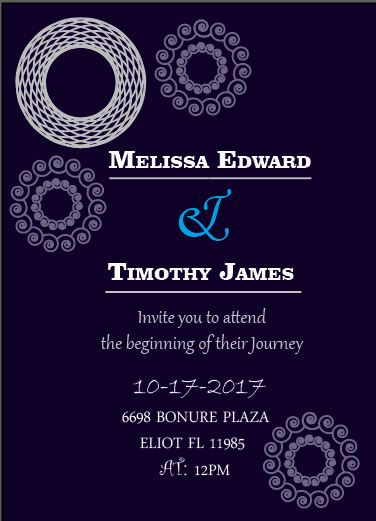wedding invitations - OUR JOURNEY by Life is Art