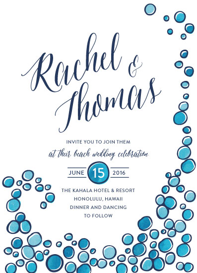 wedding invitations - Unwavering Love by blackberry graphics