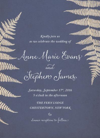 wedding invitations - Poetry by Cherry Tree
