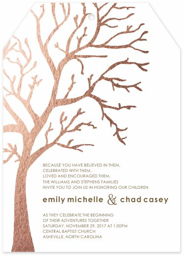 wedding invitations - Emily by Darcy Sang