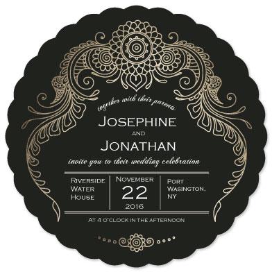 wedding invitations - Akiyo Ogura by Akiyo Ogura
