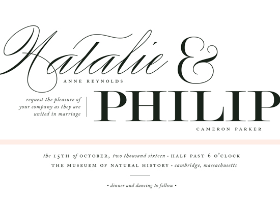 wedding invitations - Darling and Dashing by Alston Wise