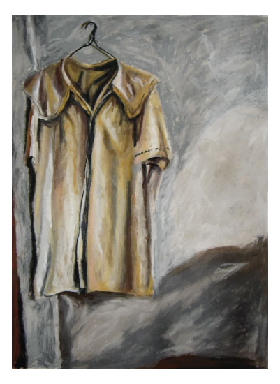 art prints - Dressing Gown by Patti Sokol