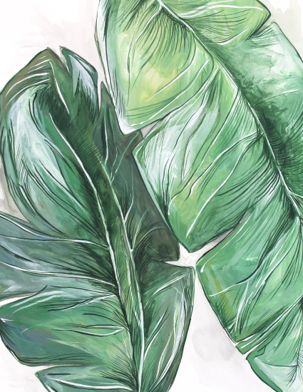 art prints - Leaf Veins by Alicia Bazan