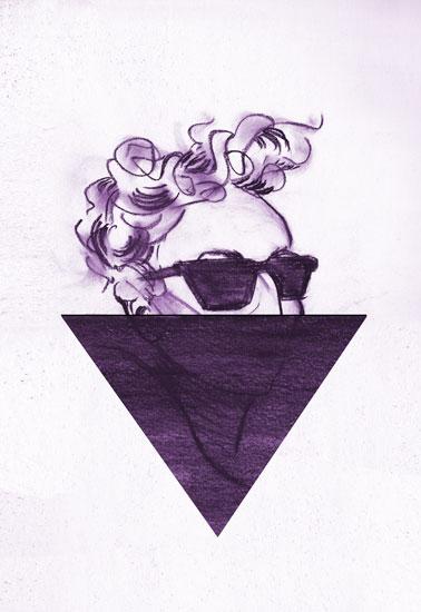 art prints - The Hair I Wish I Had by Kyla Donkersgoed