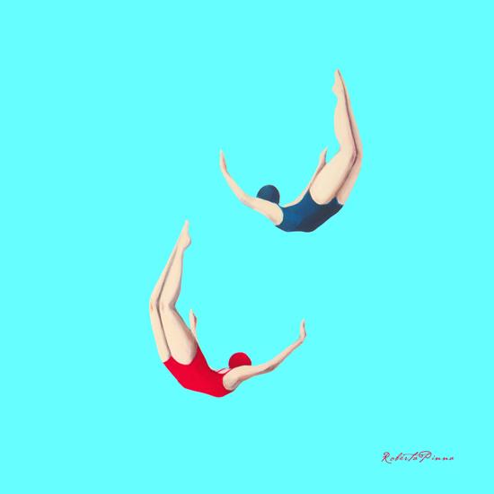 art prints - Duet by Roberta Pinna