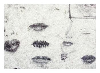 Facial Features Study - Loose Lips