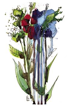 Tall Bouquet