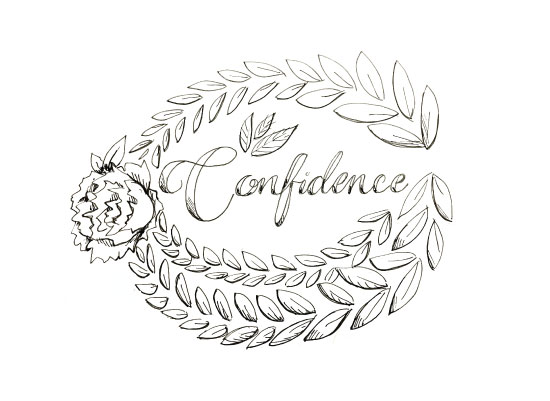 art prints - Confidence in your Path by Taelor Fisher
