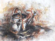 Watering Can by Kelsey Auger