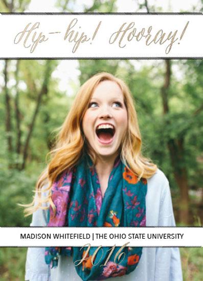 graduation announcements - Serendipity by Madison Stuntz