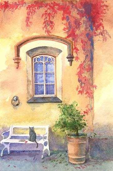 art prints - soaked in sunshine by Jarey Lu