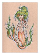 Mermaid Child by Rachel Kennison