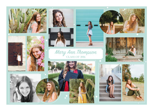 art prints - College Collage by Lindsey Thompson