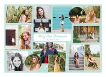 College Collage by Lindsey Thompson