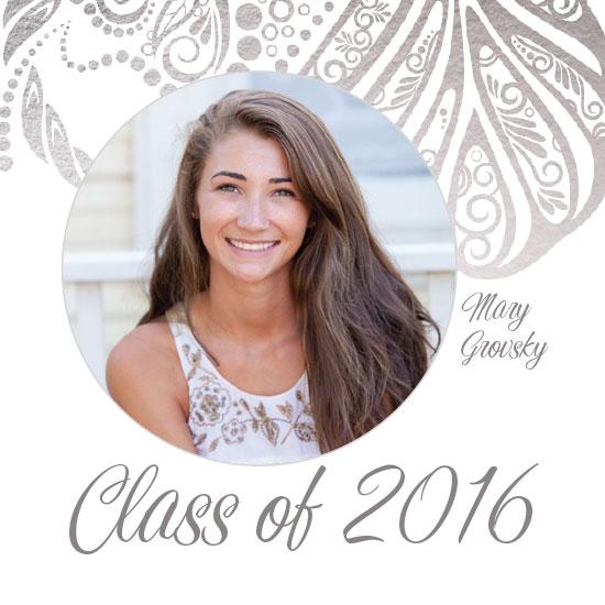 graduation announcements - Good memories by Maria Bazarova