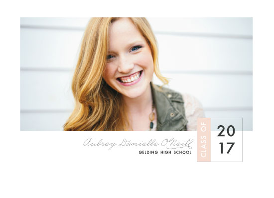 graduation announcements - ID Badge by Bethany Anderson