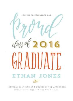 Proud Grad Party