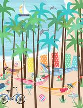 Tropical Hello by pamela powell