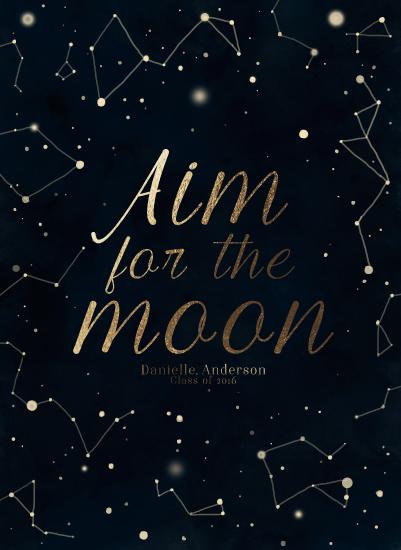 art prints - Aim for the moon by Yeye62