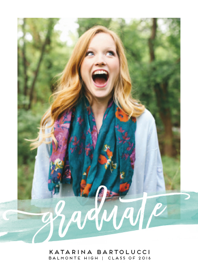 graduation announcements - streaming script by pandercraft