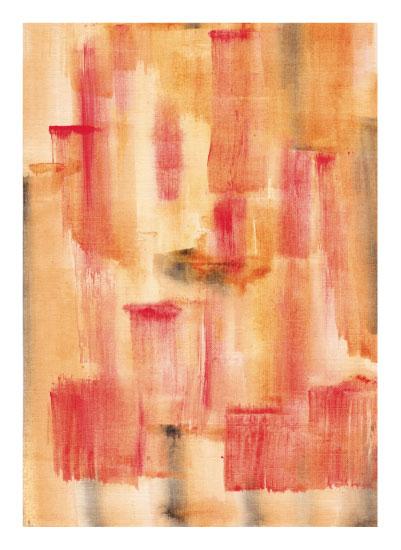 art prints - Fire and Rain by Lea Velasquez