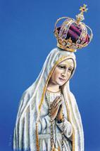 Nossa Senhora de Fatima by Tati Vitsic