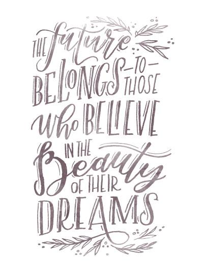 art prints - The Beuaty of Dreams by Grace Kreinbrink