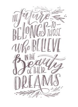 The Beuaty of Dreams