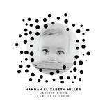 Polka Dot Baby by Miranda Ohrenberg