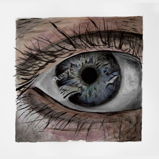 art prints - Anja by Sarah Karess