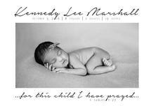 Answered Prayer by Kelly Clabaugh