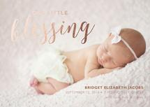Our Little Blessing by Susannah Carpenter