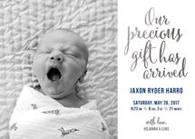 Our Precious Gift by Jenna Pellman Design
