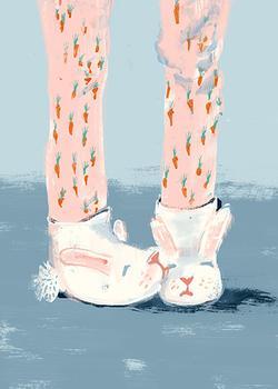Baby Bunny Feet