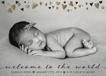 Welcome Little One by Danielle Dorton