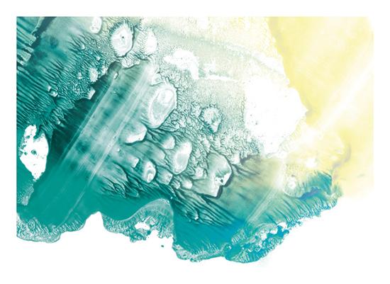 art prints - Wave by Helen Halik