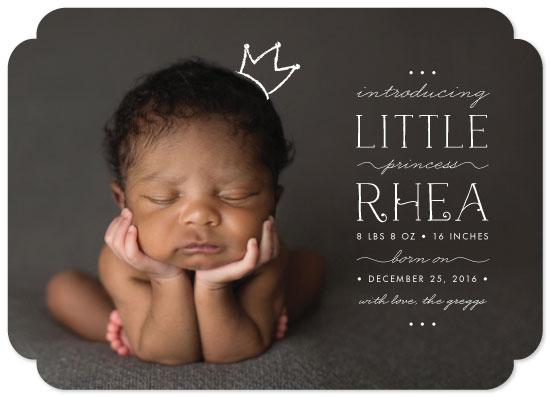 birth announcements - Little Princess by heythird
