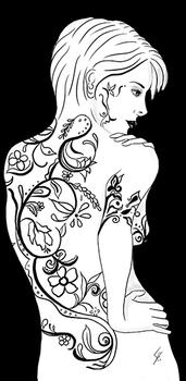 The Girl with a Tatoo